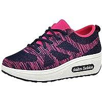 Dtuta - Zapatillas de Deportes de Exterior Mujer