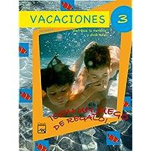 Vacaciones 3 (Vacaciones Primaria) - 9788421832431