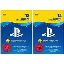 PlayStation Plus Mitgliedschaft | 24 Monate | PS4 Download Code - deutsches Konto  - 12 + 12 Monate Edition | PS4 Download Code - deutsches Konto