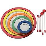 Remo Sound Shape - Pack círculos de percusión SS-1000-05