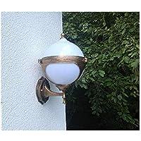 XL Außenwandleuchte Hofleuchte Wandleuchte Außen Hof Außenwandlampe Edelstahl