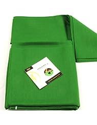 Segundos Hainsworth Elite Pro cama y cojines para 7–Mesa de billar UK Inglés verde
