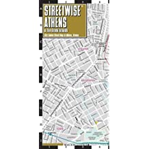 STREETWISE ATHENS: City Plans (Michelin City Plans)