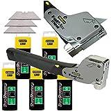 Stanley FatMax XL martillo GRAPADOR grapadora 0-PHT-350 y 5000 x 12 mm grapas