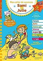 Cahier de vacances 2020 Sami et Julie Du CP au CE1