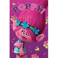 TROLLS Trols Poppy Póster (tamaño grande), multicolor