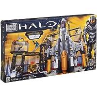 Mega Bloks 97017 Halo Countdown Sabre con Piattaforma di Lancio, 1241 Pezzi