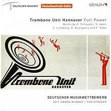 Full Power - Werke für 8 Posaunen (Trombone Unit Hannover)