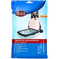 Trixie 10 Piece Cat Litter Tray Bags, X-Large, 1 pack