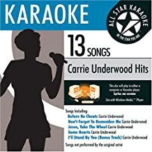 Karaoke Carrie Underwood Great [Import anglais]