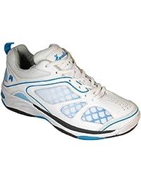 Ladies Henselite LPS40 Quality Lawn Bowls Shoes White