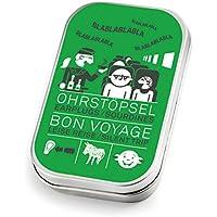 Donkey Ohrstöpsel-Set für die Reise, Bon Voyage Ohrfrieden, 600401 preisvergleich bei billige-tabletten.eu