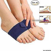 pedimendtm Fußgewölbe einfügen (2pair–4) | Plantarfasziitis Therapie Wrap mit Gel Polsterung für Fuß Schmerzlinderung... preisvergleich bei billige-tabletten.eu