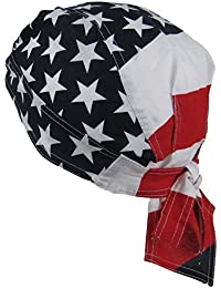 Fitted BANDANA USA Stars and Stripes #1