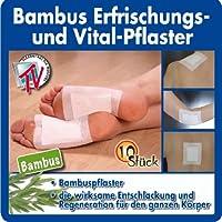 Gina Su Bambuspflaster 30 Stück Pflaster Entschlackung - 15 Tage Kur preisvergleich bei billige-tabletten.eu