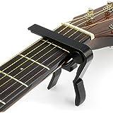 Einhand Gitarre Kapodaster Capo Capodaster Kapo für fast alle Gitarre Gitarren