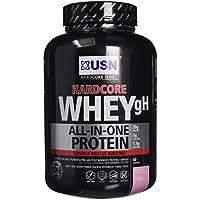 USN Hardcore Whey Protein gH, Strawberry - 2 kg