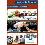 Best of Hollywood - 3 Movie Collector's Pack: Adaption / Pollock / Der Tintenfisch und der Wal