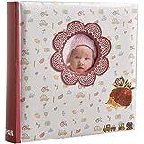 Arpan Album fotografico Slip Unisex da bambino con finestra e 20015,2x 10,2cm foto–Design per battesimo, regalo ideale