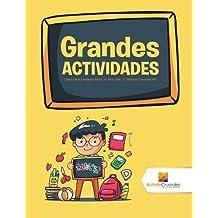 Grandes Actividades: Libros De Actividades Niños 10 Años | Vol -3 | Adición Y Sustracción