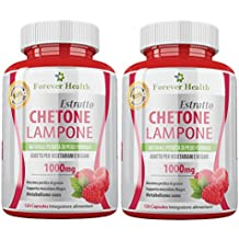 Raspberry Ketone Chetone Lampone * Bruciare il Grasso RAPIDAMENTE * 1000mg Pillola di Dieta Super (Perdita Di Grasso)