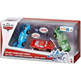 Disney / Pixar World of CARS Stunt Team Gift Pack: The King/Lightning McQueen/Chick Hicks