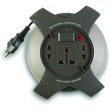 GM 3042-G Star Flex 2 Pin Flex Box 5 meter (with Indicator and International Socket)