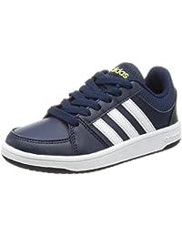 super popular 5e3e5 d55b8 adidas VS Hoops K – Sneaker deportivaspara Kinder, Weiß – (FtwblaBlau