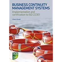 Business Continuity Management Systems (Certification to Iso 22301)