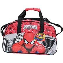 35/x 16/x 24/cm Bolsa de Deporte Color Azul 8/L 35/cm Aprox Undercover Marvel Spider-Man