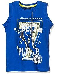 blue seven Muskelshirt RH, Camiseta sin Mangas para Niños