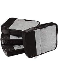 AmazonBasics Packing Cubes/Travel Pouch/Travel Organizer- Large