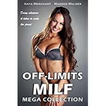 Off-Limits MILF Mega Collection: 13 Book Bundle (Taboo Older Woman Younger Man First Time Romance Erotica) (English Edition)