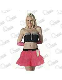 Unbranded Girls Womens Ladies 3 Layer Tutu Skirt Hen Night Fancy Dress Party NEON Dance