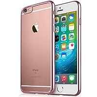 iPhone 6s Custodia, Shamo's® [Shock Absorption] TPU gomma gel [Anti