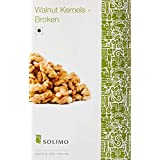 Amazon Brand - Solimo Premium Walnut Kernels - Broken, 500g