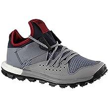 differently 73071 11cc5 Adidas Performance Boost de respuesta Tr W zapatos corrientes,  universitarios Azul marino   negro