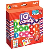 Smart Games - IQ Candy, juego educativo (Lúdilo SG485)
