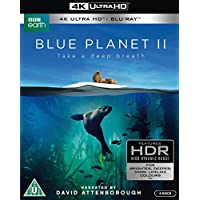 Blue Planet II [4K UHD] [2017] [Blu-ray]