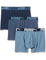 Puma 641380001 - Boxer - Uni - Lot de 3 - Homme
