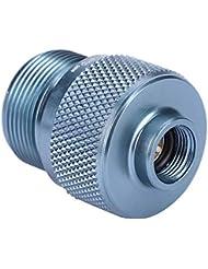 VGEBY1 Adaptador del Tanque de Gas, válvula del convertidor de la Estufa de la aleación