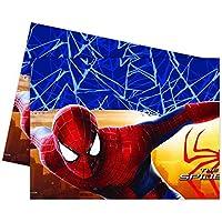 Marvel Amazing Spider-Man 2 Plastik Tischdecke 120x180 cm Partytischdecke Deko