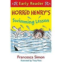 Horrid Henry Early Reader: Horrid Henry's Swimming Lesson (English Edition)