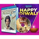 Newton + Masaan - 2 Hindi Movies