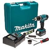 Makita DHP453RFTK 18 V Cordless Li-ion Combi Drill