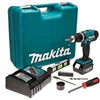 Makita DHP453RFTK - 18V Cordless Ioni di
