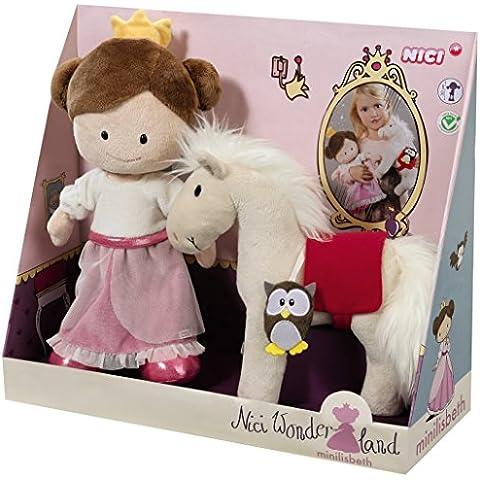 Nici 37092 - Wonderland Minilisbeth, Set Principessa
