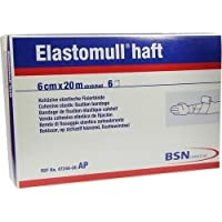 ELASTOMULL haft 6 cmx20 m Fixierbinde 6 St Binden preisvergleich bei billige-tabletten.eu