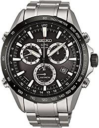 Seiko Mens Watch SSE011J1