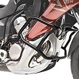 Pare carter Givi Honda Transalp XL 700 V 07-14 noir